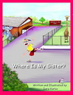 Read along of Where Is My Sister?